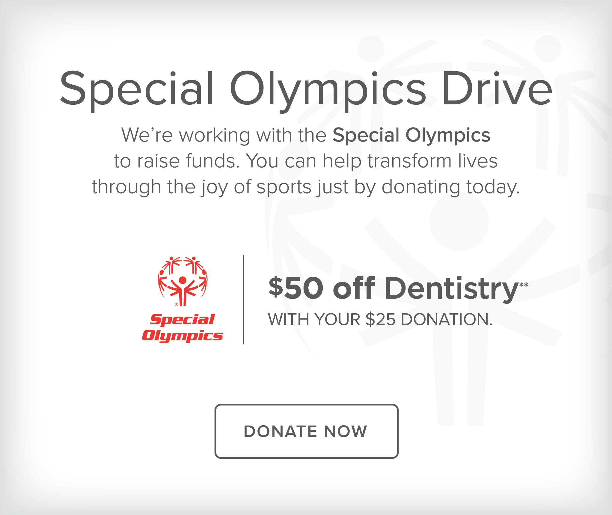 Special Olympics Drive - Pueblo Modern Dentistry and Orthodontics